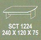 Meja Kantor Modera SCT 1224 ( S Class )