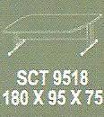 Meja Kantor Modera SCT 9518 ( S Class )