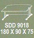 Meja Kantor Modera SDD 9018 ( S Class )