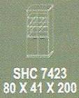 Meja Kantor Modera SHC 7423 ( S Class )