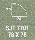 Meja Kantor Modera SJT 7701 ( S Class )
