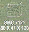 Meja Kantor Modera SMC 7121 ( S Class )