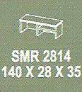 Meja Kantor Modera SMR 2814 ( S Class )