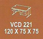 Meja Kantor Modera VCD 221 ( V Class )