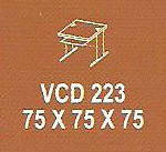 Meja Kantor Modera VCD 223 ( V Class )