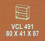 Meja Kantor Modera VCL 491 ( V Class )