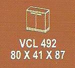Meja Kantor Modera VCL 492 ( V Class )