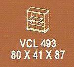 Meja Kantor Modera VCL 493 ( V Class )