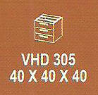 Meja Kantor Modera VHD 305 ( V Class )