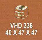 Meja Kantor Modera VHD 338 ( V Class )