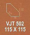 Meja Kantor Modera VJT 502 ( V Class )