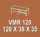 Meja Kantor Modera VMR 120 ( V Class )
