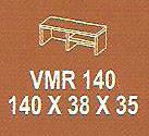 Meja Kantor Modera VMR 140 ( V Class )