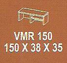 Meja Kantor Modera VMR 150 ( V Class )
