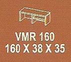 Meja Kantor Modera VMR 160 ( V Class )