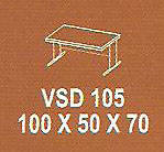 Meja Kantor Modera VSD 105 ( V Class )
