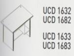 Meja Kantor Uno ( Computer Desk  ) UCD 1633 & UCD 1683 ( Classic Series )