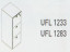 Meja Kantor Uno ( Filling Cabinet ) UFL 1233 & UFL 1283 ( Classic Series )