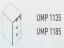 Meja Kantor Uno ( Mobile Drawer ) UMP 1135 & Ump 1185 ( Classic Series )