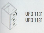 Meja Kantor Uno ( Special Desk ) UFD 1131 & UFD 1181 ( Classic Series )