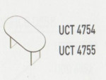 Meja Kantor Uno ( Conference Table ) UCT 4755 ( Gold Series )