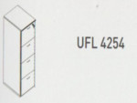 Meja Kantor Uno ( Filling Cabinet ) UFL 4254 ( Gold Series )