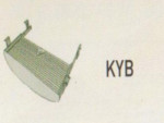 Meja Kantor Uno ( Keyboard Tray ) KYB ( Gold Series )