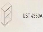 Meja Kantor Uno ( Upper Credenza ) UST 4350 A ( Gold Series )
