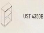 Meja Kantor Uno ( Lower Credenza ) UST 4350 B ( Gold Series )