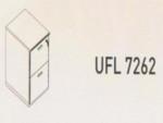 Meja Kantor Uno ( Filling Cabinet ) UFL 7262 ( Modern Series )