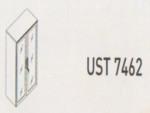 Meja Kantor Uno ( Upper Credenza ) UST 7462 ( Modern Series )