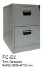 Filling Cabinet Tiger 2 Laci FC-D2