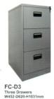 Filling Cabinet Tiger 3 Laci FC-D3