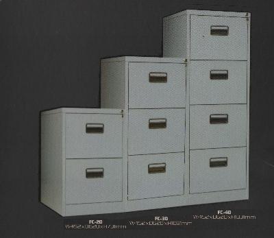 Filling Cabinet Daiko 3 Laci FC-3D